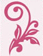 6003/0008 - SWIRL #4 ~ Floral Flourishes - JOY CRAFTS Cutting Stencil