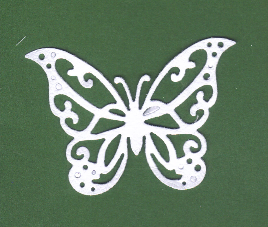 6003 0023 - BUTTERFLY Vintage Flourishes - JOY CRAFTS ...