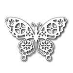 FRA-DIE-09153 ~ GEARED BUTTERFLY ~  from FRANTIC STAMPER