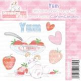 STBK-YUM ~ YUM ~ Strawberry Kisses by Crafter's Companion