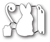 32193 ~ BUNNY GIFT DIE SET ~ Open Studio by Memory Box dies
