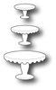 98541 ~ SCALLOPED CAKE STAND ~ Memory Box die