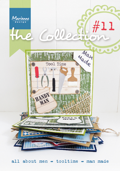 CAT1311 ~ MARIANNE DESIGN ~ THE COLLECTION - VOL 11