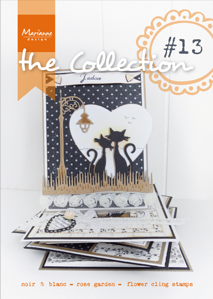 CAT1313 ~ MARIANNE DESIGN ~ THE COLLECTION - VOL 13
