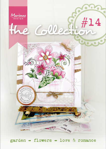 CAT1314 ~ MARIANNE DESIGN ~ THE COLLECTION - VOL 14