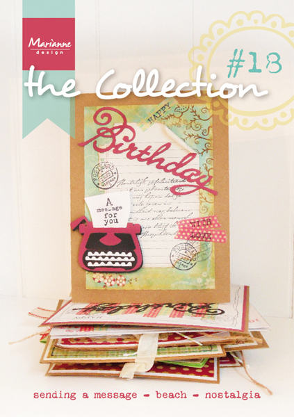 CAT1318 ~ MARIANNE DESIGN ~ THE COLLECTION - VOL 18