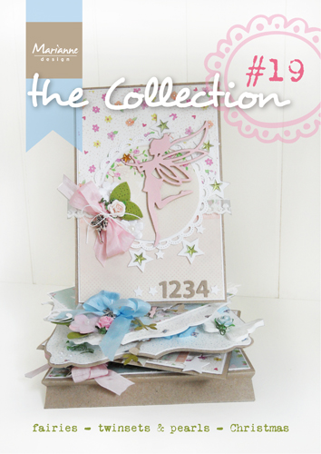 CAT1319 ~ MARIANNE DESIGN ~ THE COLLECTION - VOL 19