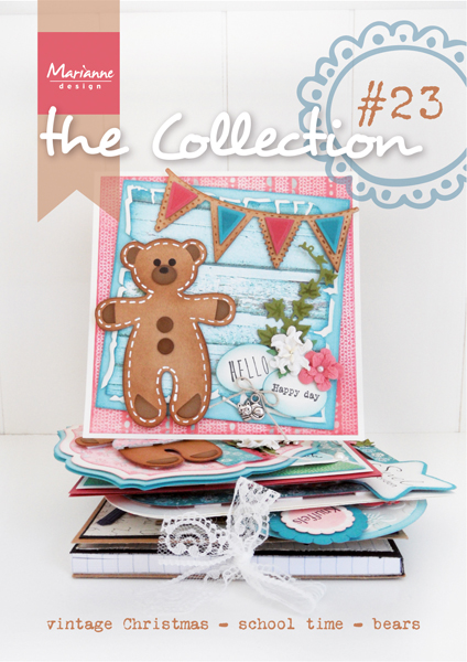 CAT1323 ~ MARIANNE DESIGN ~ THE COLLECTION - VOL. 23