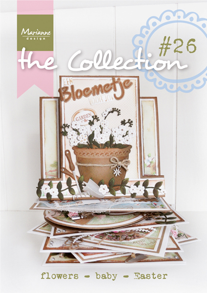 CAT1326 ~ MARIANNE DESIGN ~ THE COLLECTION - VOL. 26