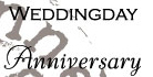 CS0886 ~ WEDDING & ANNIVERSARY  ~  Marianne Designs Clear stamps