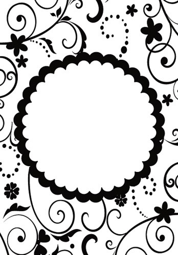 CTFD 3094 ~ CIRCLE ~ embossing folder by Crafts Too.