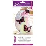 DS-CAD-BTSWI ~ BUTTERFLY SWIRLS ~ Create-A-Card by Crafter's Companion