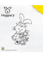 HOP 001 HOPPIE'S ~ LITTLE SAILOR ~ Nellie Snellen Clear stamp
