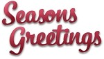 IME-046 ~ SEASONS GREETINGS ~ two separate word dies ~Dee's Distinctively Dies