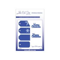 JNDCC006 - Snowflake Tags - Christmas Collection Die - John Next Door