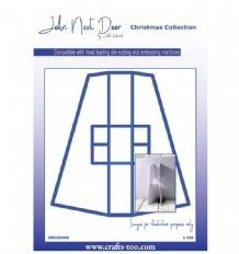 JNDCD008 - Card Stand  - Christmas Collection - John Next Door