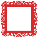 PCD007 ~ FRAME IT ~ CUTTING DIE ~ Presscut by Crafts Too