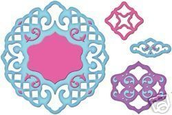 S4-210 ~ LATTICE ~ Pendants ~ SPELLBINDERS