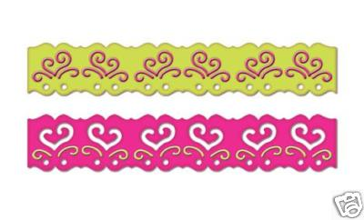 S4-212 ~ CONTEMPORARY HEARTS BORDER ~ SPELLBINDERS Borderabilities